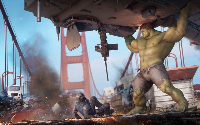 Ho giocato a The Avengers Beta e non sono entusiasta