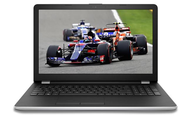 После многих лет пренебрежительного отношения к Интернету F1 наконец-то получил это