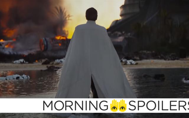 Rogue One Reshoots Hakkında Daha Fazla Söylenti