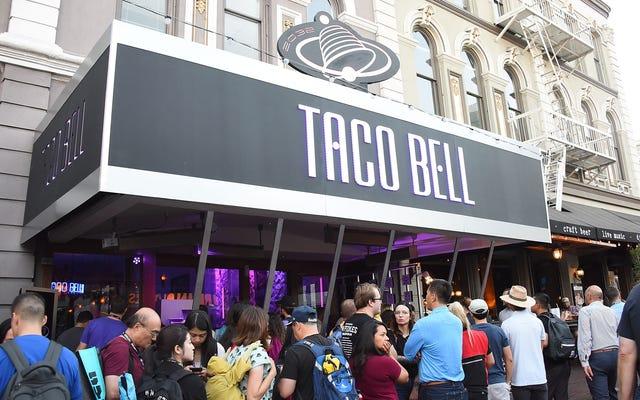 タコベルが国内で最高のメキシコ料理店だと思っている人の周りに壁を作りたい