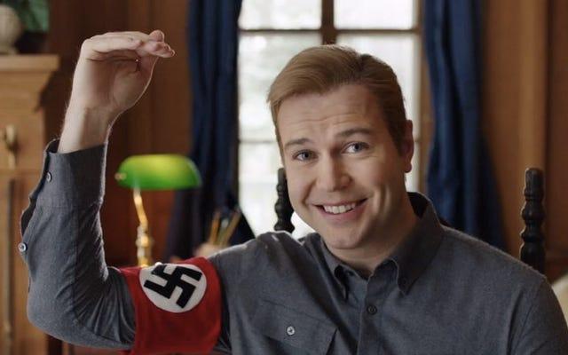 SNL w końcu mówi, chrzanić to, zwolennicy Donalda Trumpa są rasistowskimi rasistami