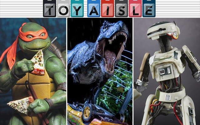 Los nuevos personajes de Solo's Breakout obtienen figuras de acción y más de los juguetes más geniales de la semana