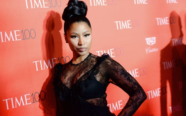 Nicki Minaj a fait une virée de dépenses en payant les frais de scolarité de ses fans sur Twitter