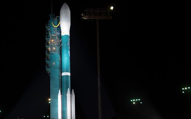 Zobacz, jak ostatnia rakieta Delta II przenosi ICESat-2 w kosmos