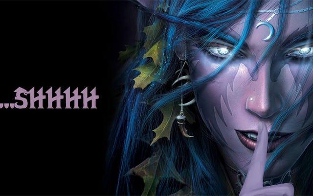 World Of Warcraftの新しいペナルティは、虐待的で不快なものを沈黙させます