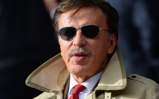 Non dimenticare che il proprietario di Rams Stan Kroenke è un uccello di merda con i capelli cattivi