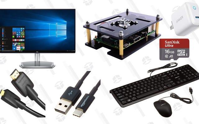 Raspberry Pi4をデスクトップコンピューターに変えるために必要なすべて