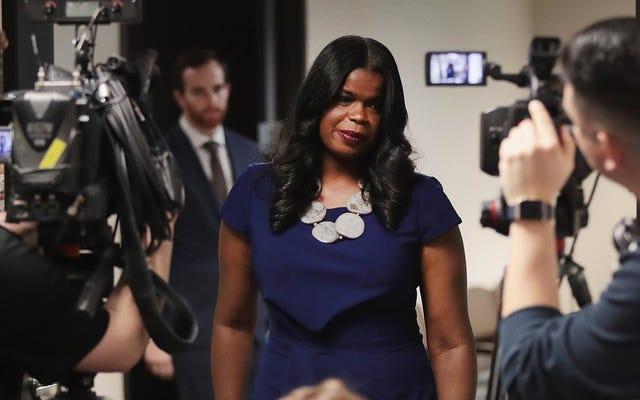 Kim Foxx Selamat dari Skandal Smollett untuk Memenangkan Primer Demokrat