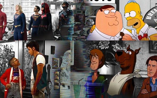 Quando Urkel ha incontrato Tanner: i 16 episodi crossover più ambiziosi nella storia della TV
