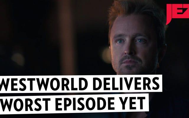 ¿Qué diablos está pasando con Westworld?