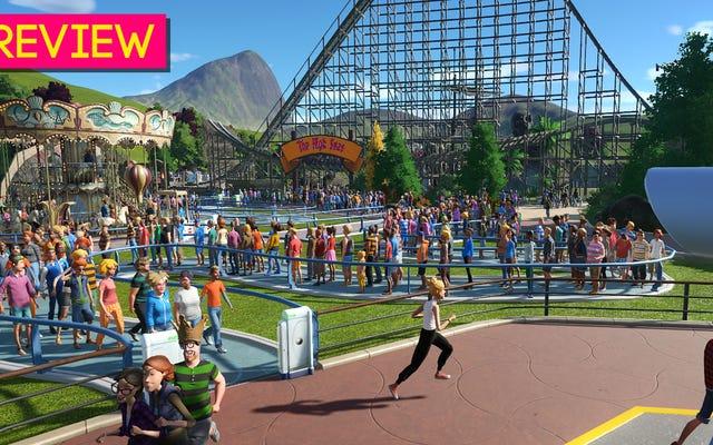 Planet Coaster: รีวิว Kotaku