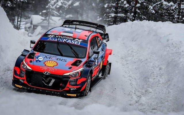 Comment regarder la Formule E, le WRC, la NASCAR et tout le reste en course ce week-end; 27-28 février