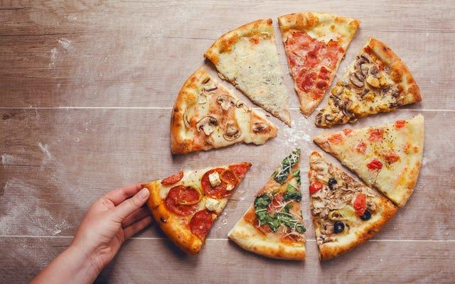 10 вещей, которые не относятся к пицце
