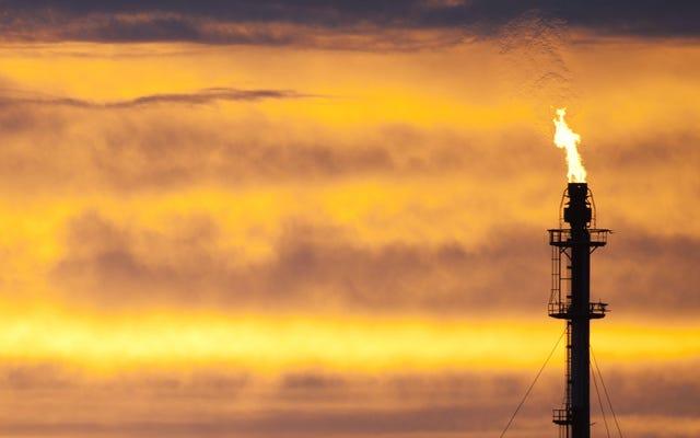 Büyük Petrolün Yeni Metan Emisyon Taahhüdü Tehlikesi