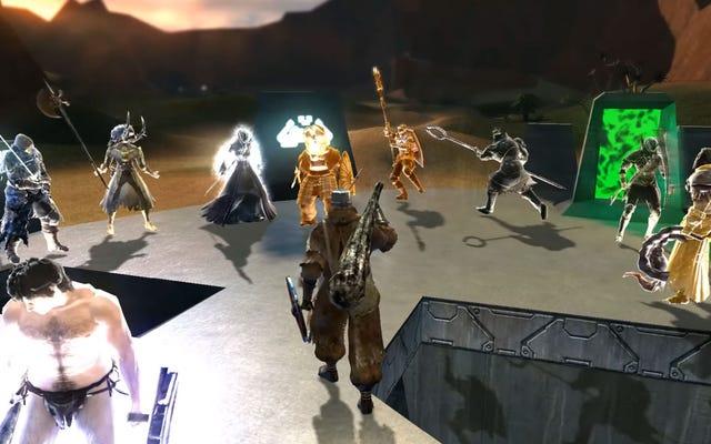 Огромный мод Dark Souls добавляет Halo's Blood Gulch, полностью меняет многопользовательский режим