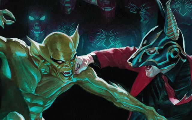 Alors que le complot de clones se termine, le destin de deux principaux méchants de Spider-Man est révélé