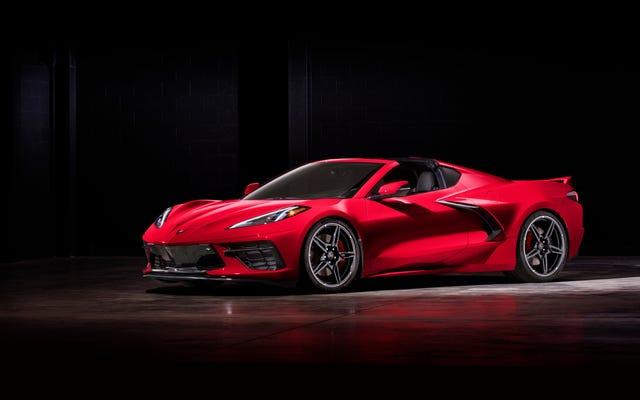 La Corvette Z06 C8 2022 pourrait être un monstre biturbo de 800 chevaux: rapport