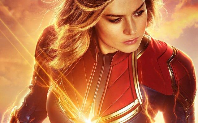 La Capitana Marvel llevará el poder de Carol Danvers a la pantalla grande y cambiará el MCU