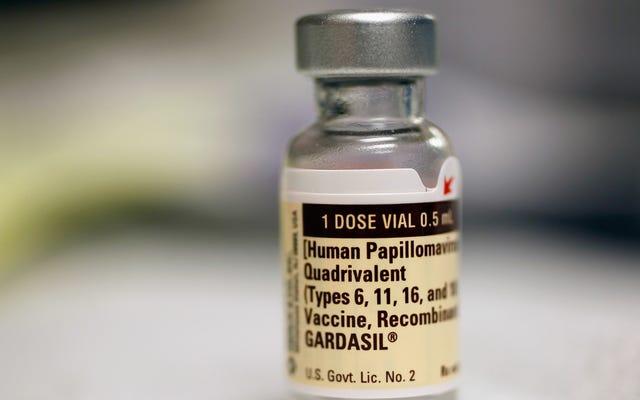 医師は今、より多くの成人にHPVワクチンの接種を望んでいます