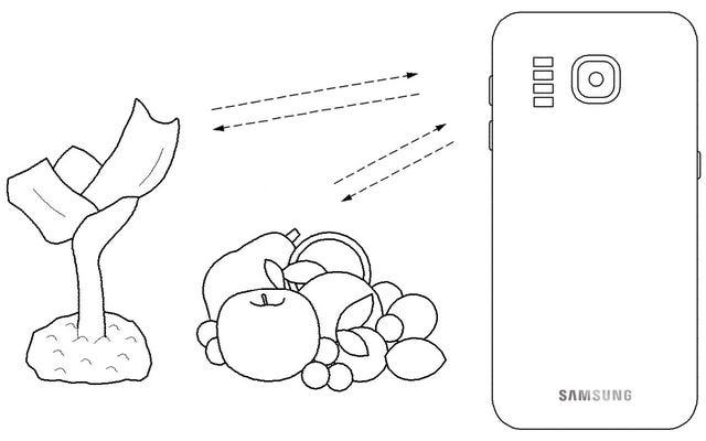 ギャラクシーS11は果物の砂糖のようなものを測定するための分光計を持つことができます