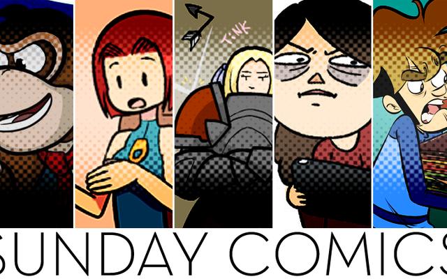 Sunday Comics: Pay Up, Dude