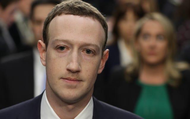 Peut-être que l'onglet Watch rarement cliqué de Facebook n'est pas l'avenir des actualités