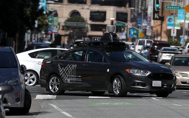 सीनेट पैनल ने विधानों को मंजूरी दी जो अमेरिकी सड़कों पर बहुत अधिक स्व-ड्राइविंग कारों का एक नरक होगा