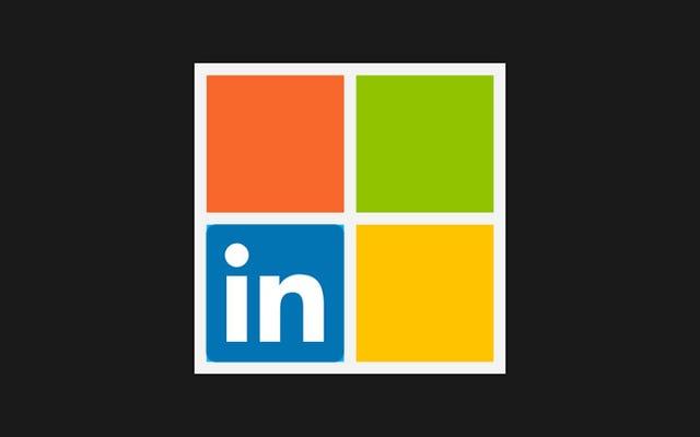 Microsoft está comprando LinkedIn por $ 26 mil millones en efectivo