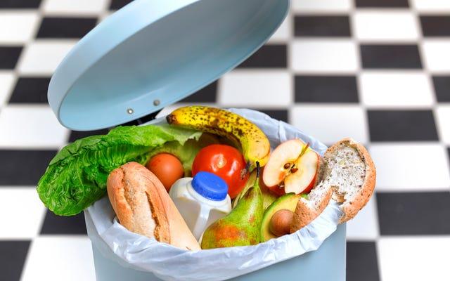 สิ่งที่ดีอย่างหนึ่งเกี่ยวกับ COVID: อาจเป็นการลดขยะจากอาหาร