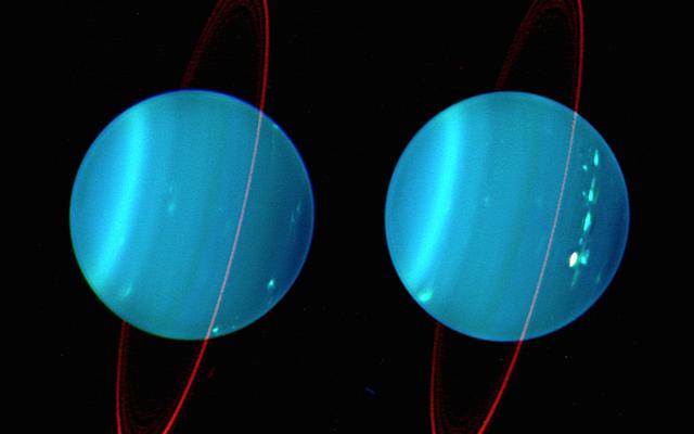 30 лет назад мы встретили Уран, самую странную планету нашей Солнечной системы