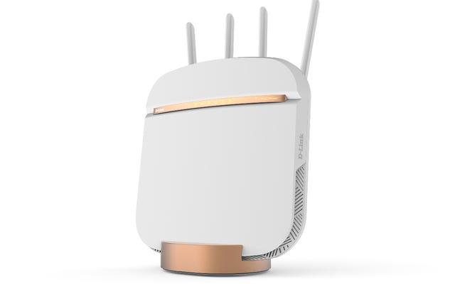 El nuevo enrutador Wifi 5G de D-Link podría permitirle decir adiós a Internet por cable para siempre