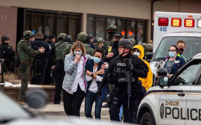 Le livestream of Boulder Mass Shooting soulève des questions sur ce que YouTube et Twitch devraient permettre