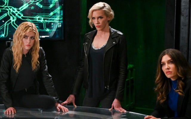 The Green Arrow dan Canaries Spinoff Bisa Membuat Arrowverse Tanpa Pasak