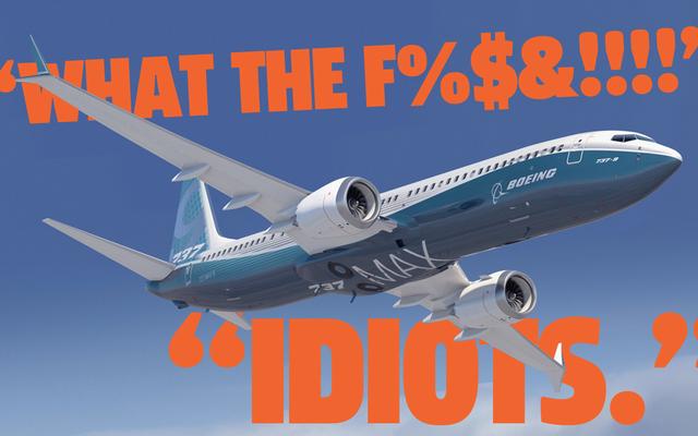 ボーイングは、クラッシュする前に737Maxでより多くのトレーニングを望んでいたことでインドネシアのパイロットを「馬鹿」と呼んだ