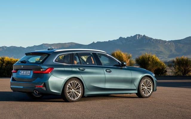 BMWはあなたに3シリーズワゴンの最大の特徴について知ってほしい