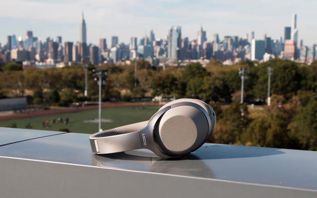 Tai nghe khử tiếng ồn tốt nhất đã giảm xuống mức giá tốt nhất từ trước đến nay
