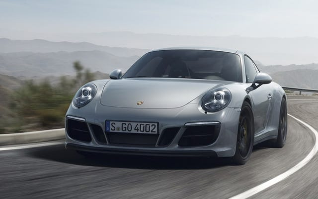El Porsche 911 Carrera GTS obtiene un motor turbo de 450 caballos de fuerza