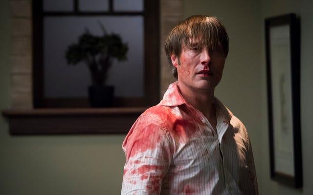 Orang-orang bodoh di NBC itu menginginkan John Cusack atau Hugh Grant untuk Hannibal