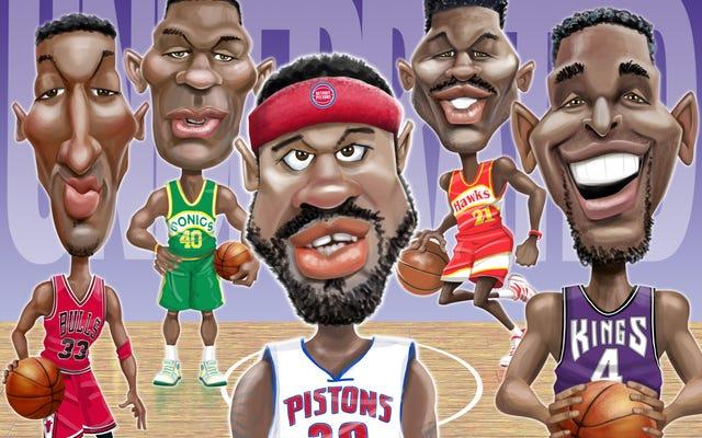 Những chàng trai này rất tuyệt vời, họ không bao giờ có đủ tín dụng: 10 cầu thủ NBA bị đánh giá thấp nhất kể từ năm 1990