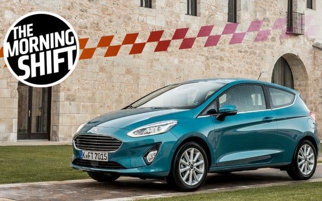 Ford essaie enfin à nouveau en Europe