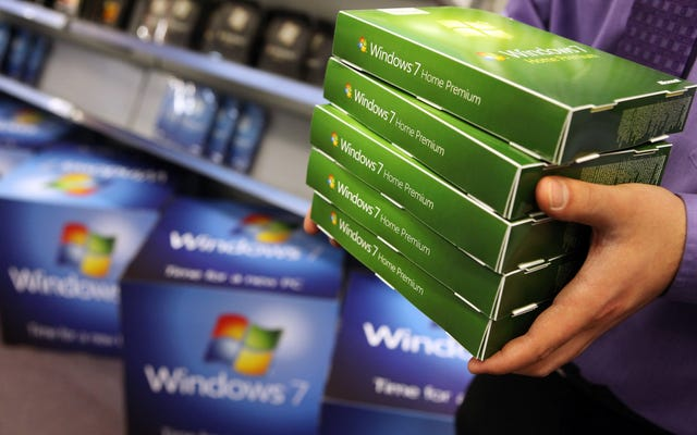 Windows 7 está oficialmente muerto, por lo que realmente necesita actualizar