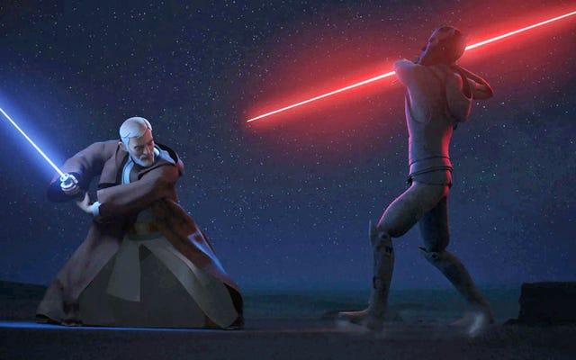 35 Khoảnh khắc Chiến tranh giữa các vì sao hay nhất trong Kỷ nguyên Disney