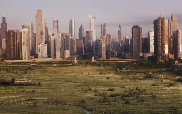हमारे शहरों के विज्ञान-कथा संस्करणों में, हम सब खराब हैं