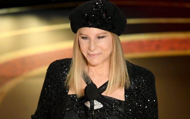 Barbra Streisand a des opinions vraiment merdiques sur les accusateurs de Michael Jackson