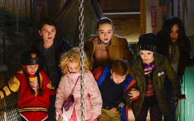 Adventures In Babysitting, cuidando niños nacidos dos décadas después del original