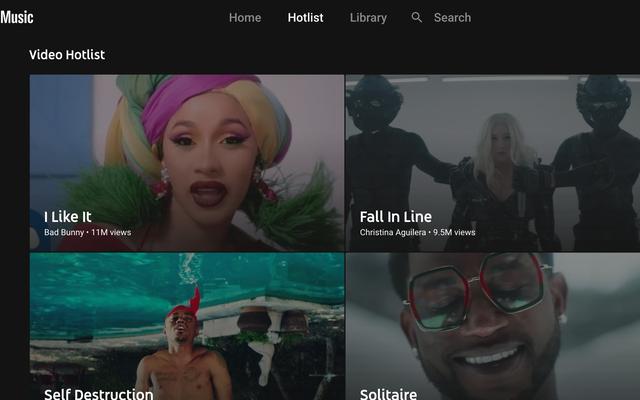 क्षमा करें, Google Play Music, YouTube संगीत अब Android का डिफ़ॉल्ट प्लेयर है