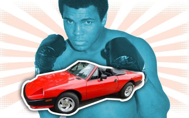 Dentro de la loca empresa brasileña de autos 'Lettuce' de Muhammad Ali