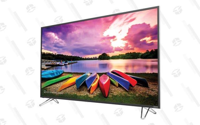 改装済みの65インチVizioTVをわずか550ドルで手に入れる