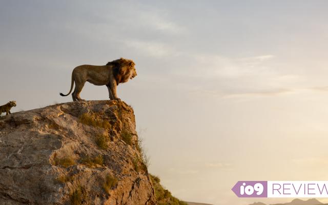 Le roi lion est un récit magnifique mais totalement inutile