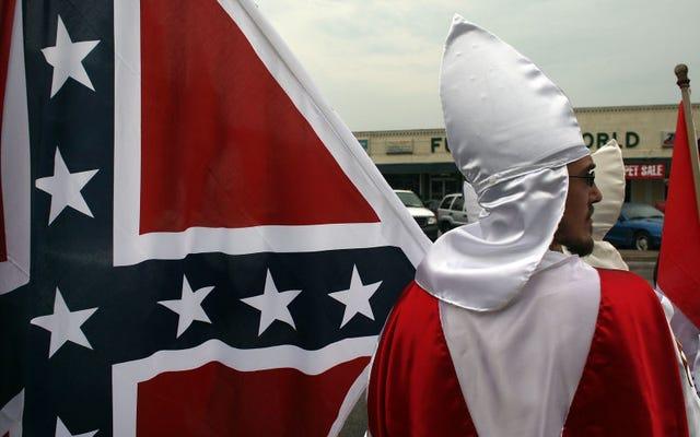 A&E отменяет серию документальных фильмов о KKK после того, как узнала, что продюсеры заплатили участникам за доступ